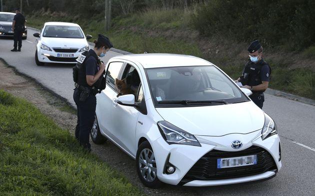 60% des Français disent avoir déjà transgressé le confinement (Contrôle...