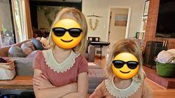 SNSに子どもの写真を投稿する時は、顔は隠す。クリスティン・ベルが、子どもの写真シェアに敏感な理由