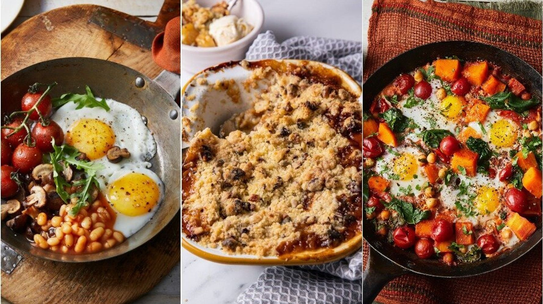 5 Sweet And Savoury Comfort Food Ideas For A Cosy Lockdown