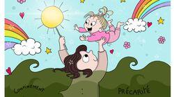 Ce dessin résume parfaitement l'état d'esprit de bien des parents face à la