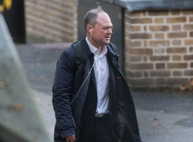 Prime Minister Official Spokesman James Slack in Downing