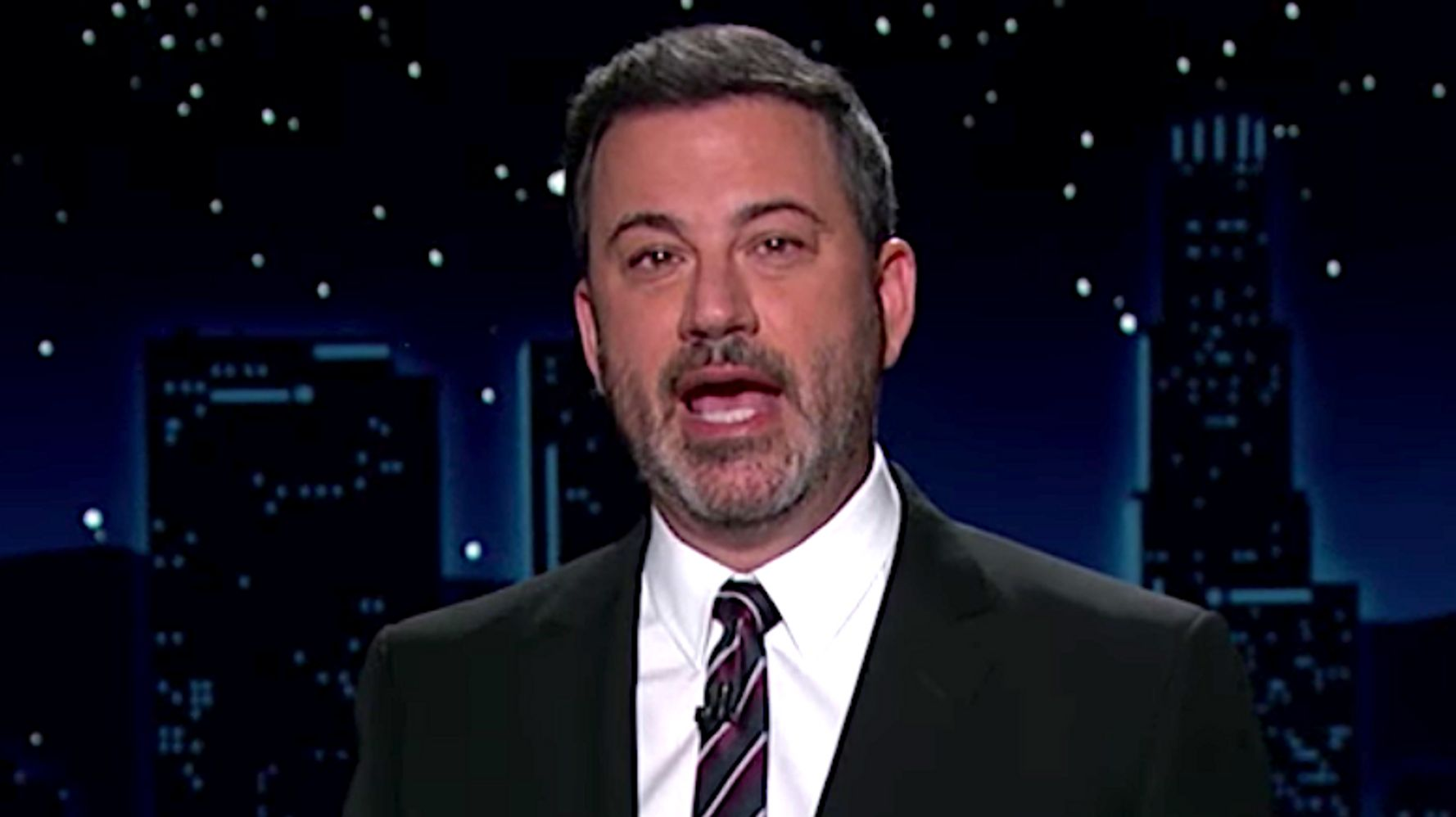 Jimmy Kimmel Says A Donald Trump Coup Would Answer An Important Question