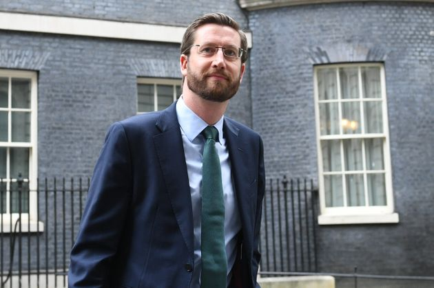 Cabinet secretary Simon Case in Downing Street, London for a Cabinet meeting at the Foreign and Commonwealth...