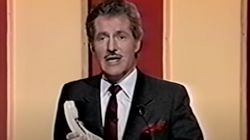 'F**k 'Em': Montage Of Alex Trebek Cursing In Old 'Jeopardy!' Outtakes Goes