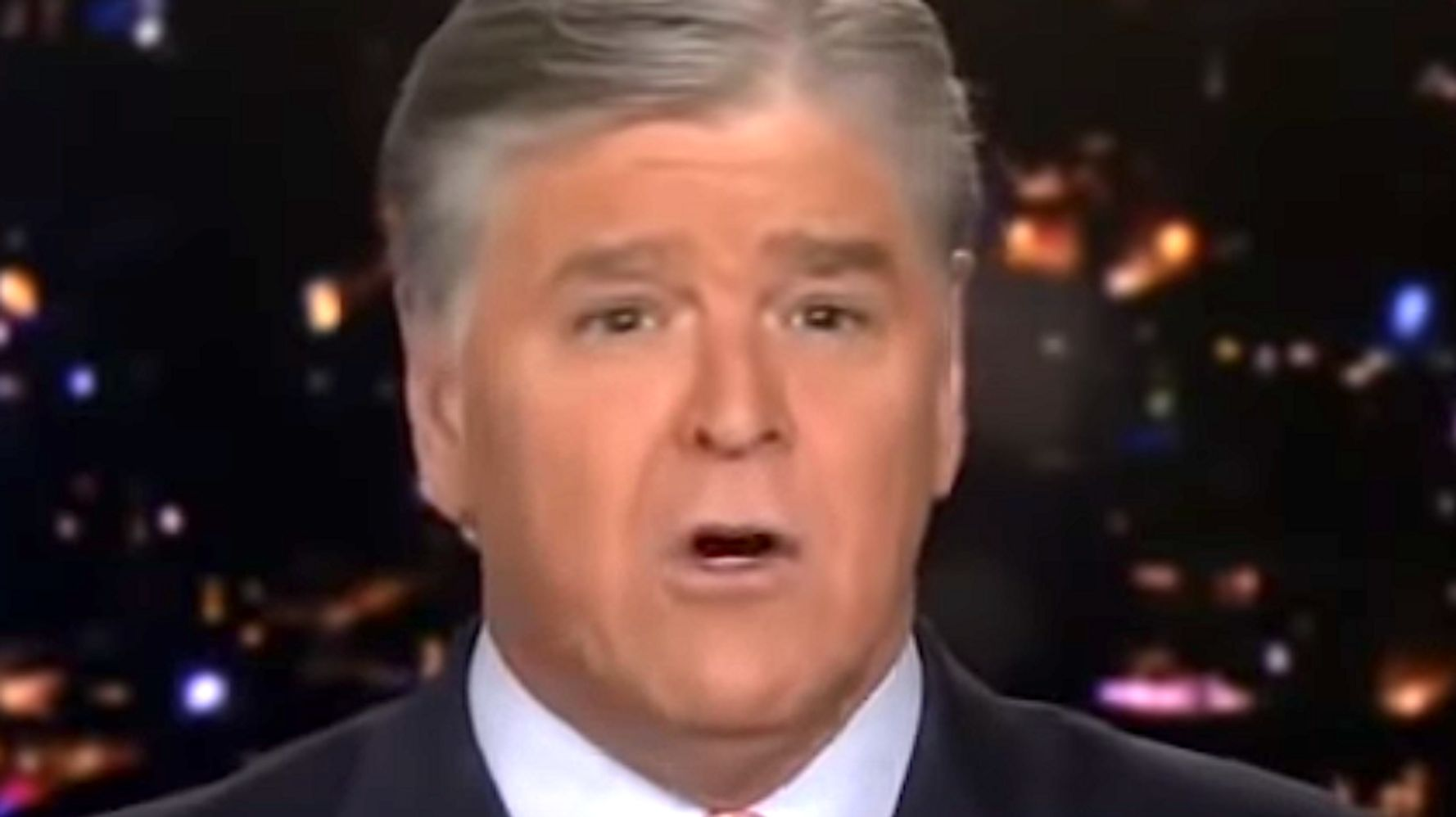 Sean Hannity's Rant At 'Hypocritical Democrats' Reeks Of Hypocrisy
