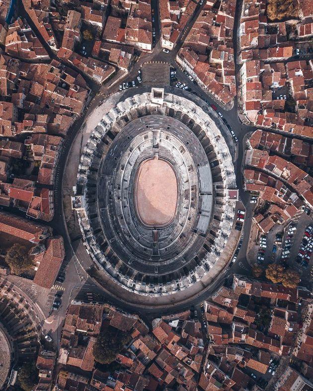 Το ρωμαϊκό αμφιθέατρο στην Αρλ της
