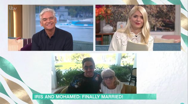 This Morning Favourite Iris Jones, 81, Reveals She's Married Her 35-Year-Old Partner
