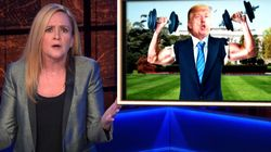 Sam Bee's Election Celebration Comes With A Sobering Warning About What Happens