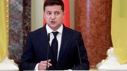 Le président ukrainien Volodimir Zelenski hospitalisé à cause du