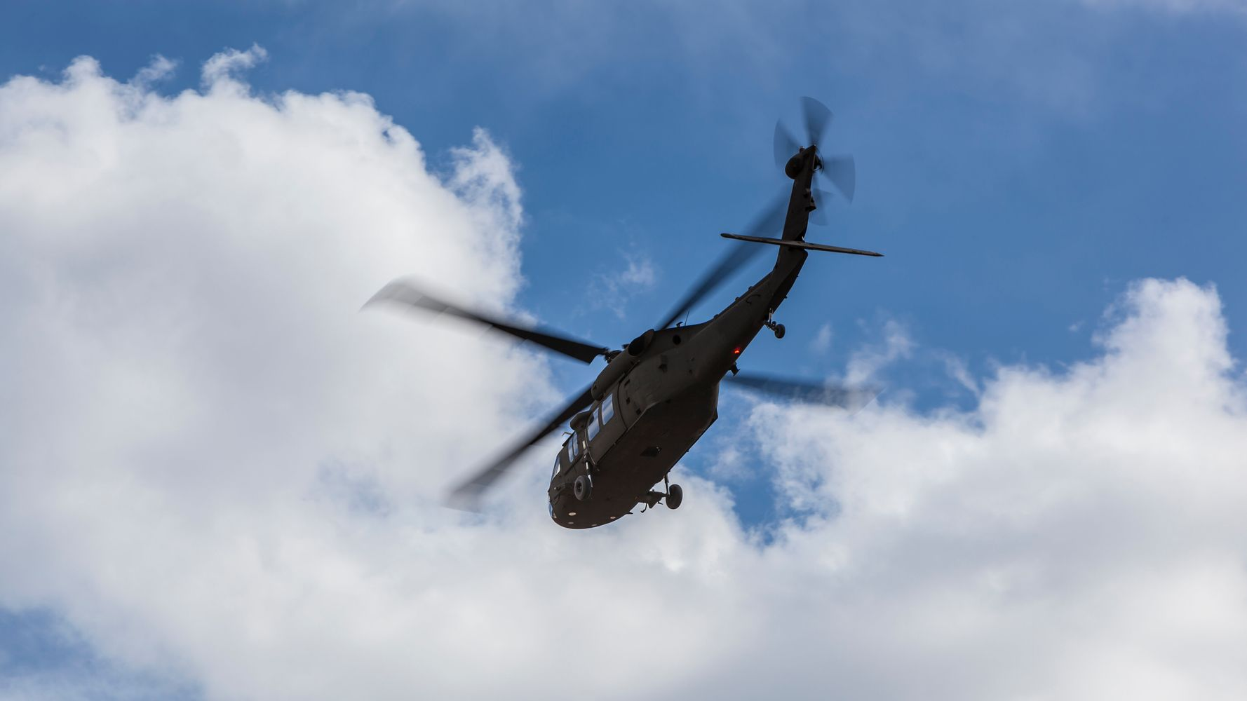 Officials: 7 Peacekeepers Killed In Sinai Helicopter Crash