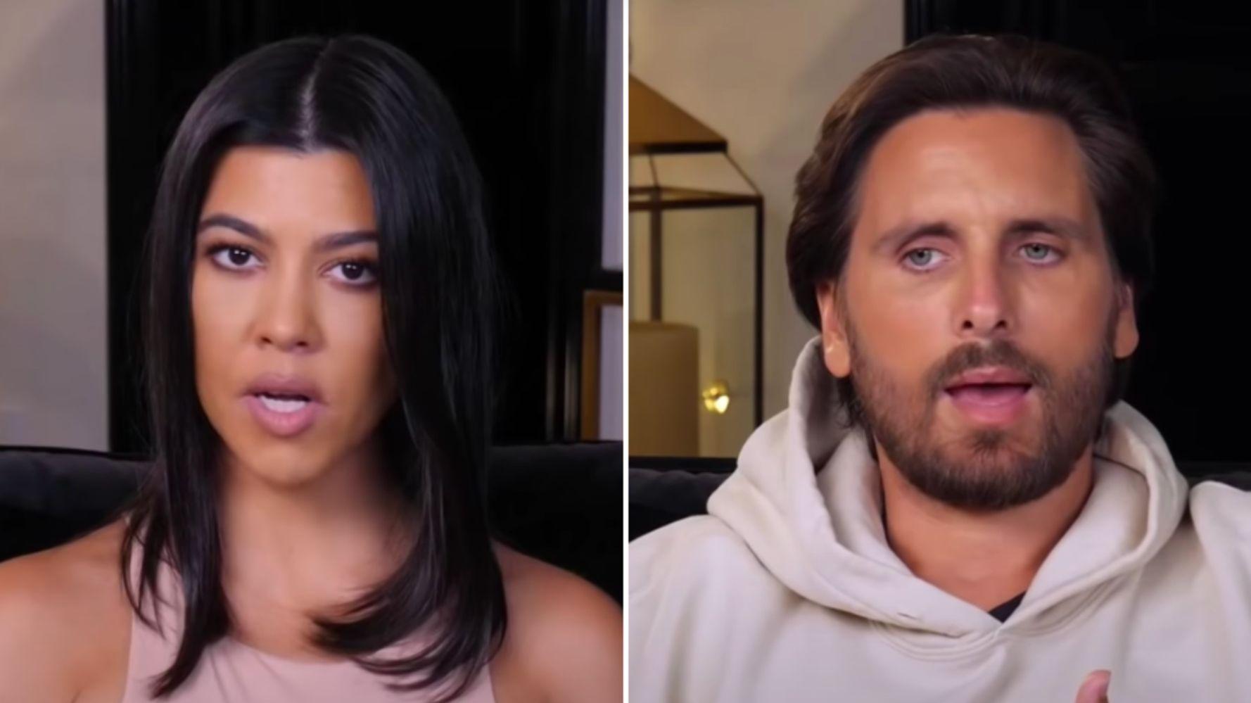 Scott Disick Opens Up To Ex Kourtney Kardashian About Returning To Rehab