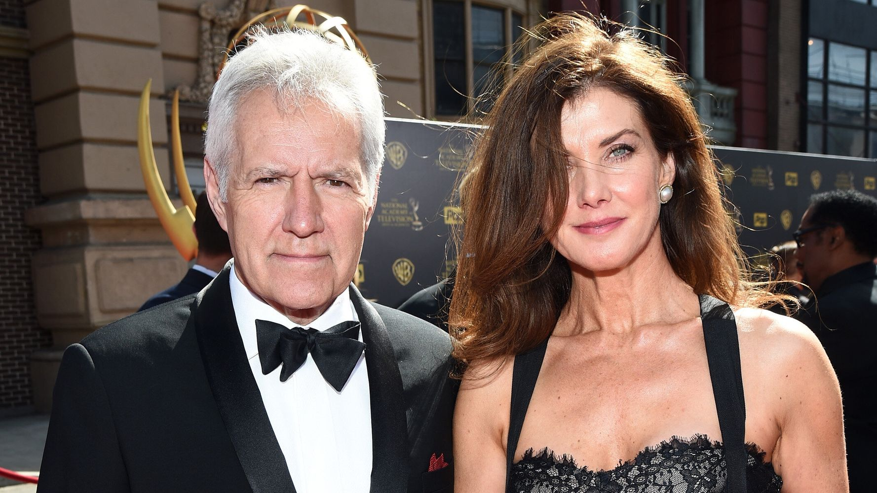 Alex Trebek's Wife Jean Shares Stunning Wedding Day Photo, Thanks Fans For Support