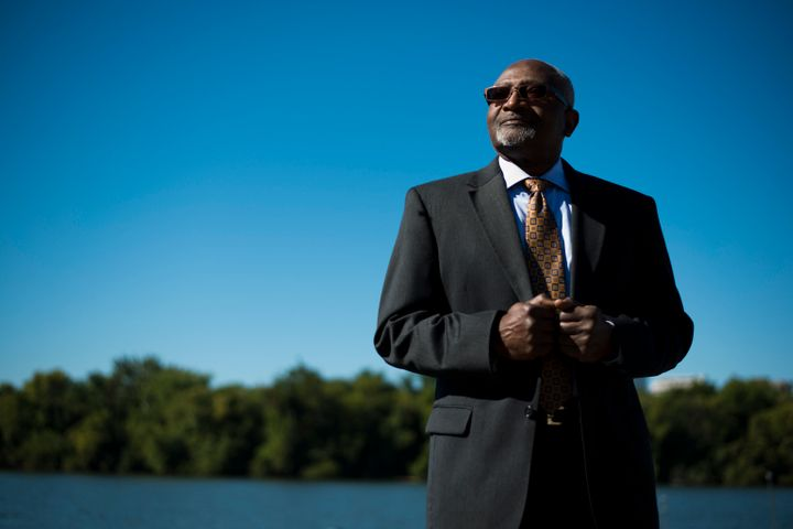 Robert Bullard — often referred to as the father of the environmental justice movement — in Washington, D.C., in 2013. Credit:Marvin Joseph/The Washington Post/Getty Images