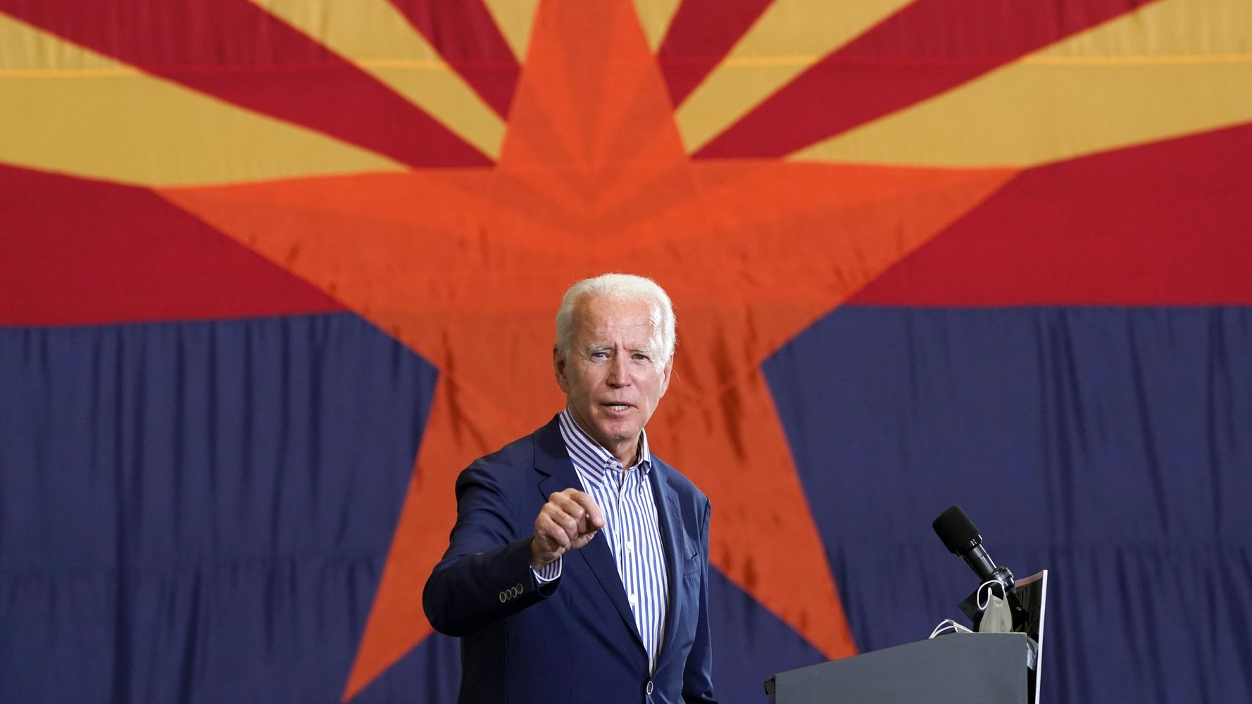 Native American Voters Were Crucial To Joe Biden's Victory