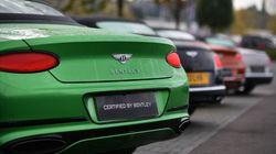 Bentley será completamente eléctrico para