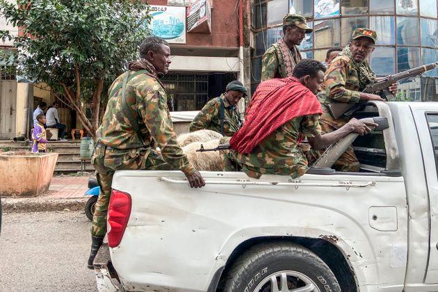 Αιθιοπία: Η Διεθνής Αμνηστία καταγγέλλει σφαγή αμάχων από τις δυνάμεις του