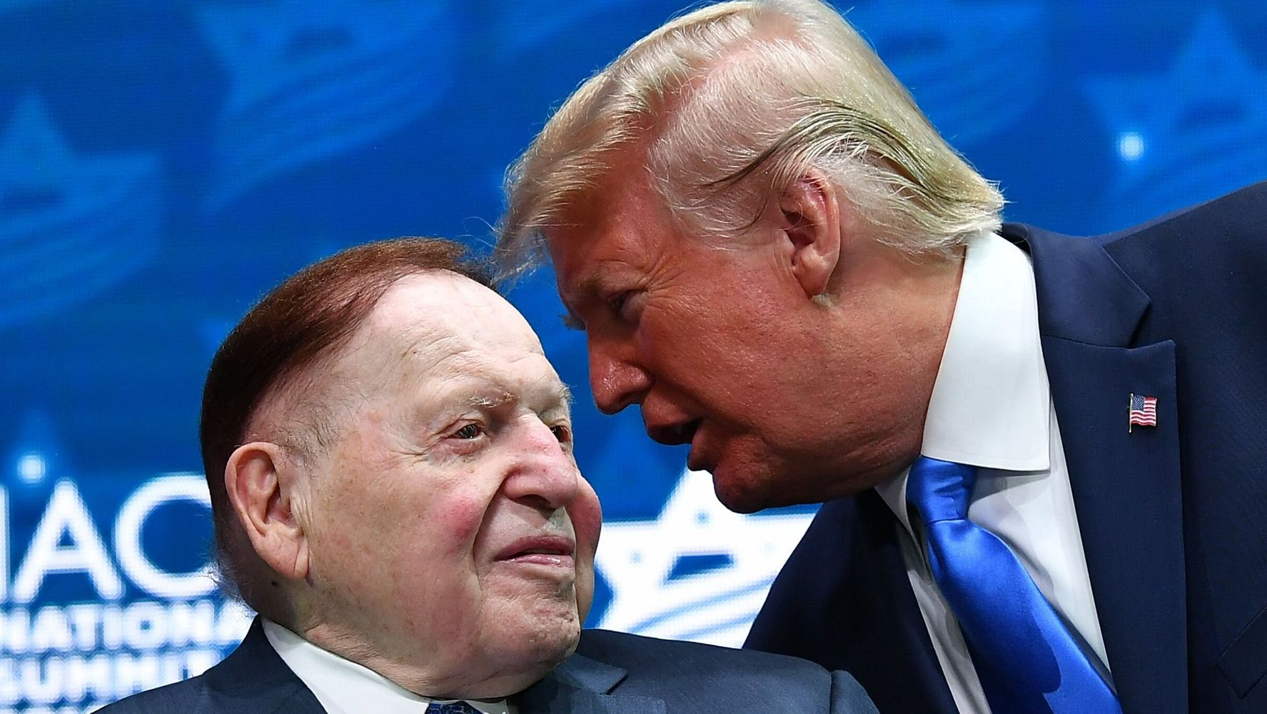 Newspaper Owned By Trump Megadonor Sheldon Adelson Tells President To Concede