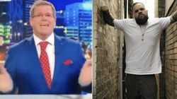 'B-grade Game Show Host' And 'Habitual Racist' Peter Gleeson Rants 'Hate Vomit' At