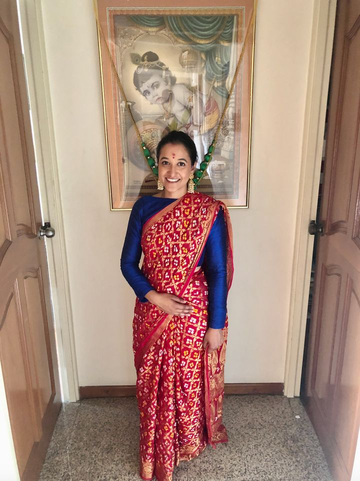 Sydney-based wedding planner Poonam Gururajan had been planning to travel to India to celebrate Diwali before COVID-19 disrupted her plans.