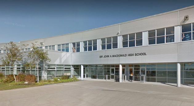 Sir John A. Macdonald High School is changing its