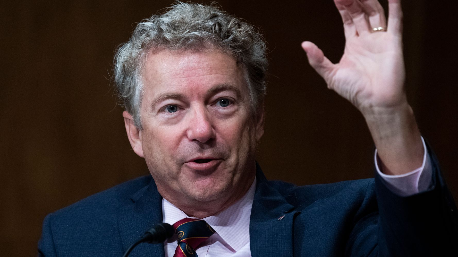 Rand Paul's Shockingly Bad Advice To Recovered COVID-19 Patients Fires Up Twitter