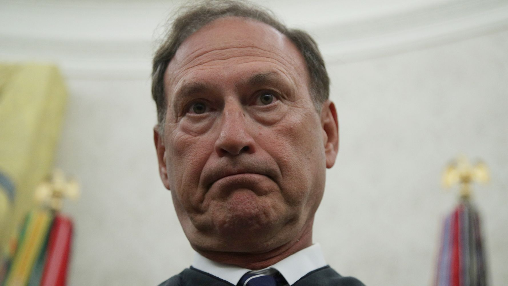 Samuel Alito Goes Full Political Commentator In Federalist Society Speech