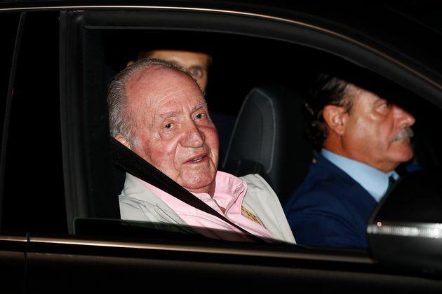 Juan Carlos en una imagen de