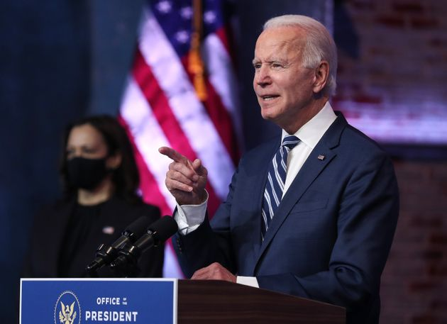 China Congratulates Joe Biden For Winning US Election