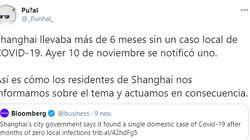 Un español explica lo que ocurre en China al detectar un positivo: