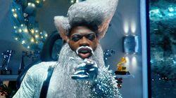 Lil Nas X est le plus futuriste des pères Noël dans son nouveau