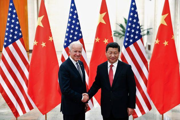 Η Κίνα συνεχάρη τον Μπάιντεν για την εκλογή του μια εβδομάδα