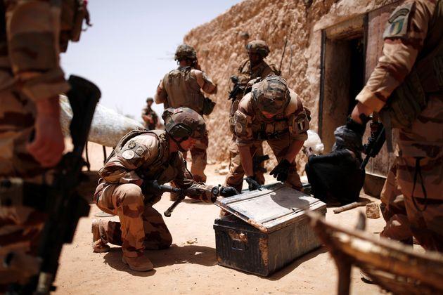 Au Mali, les soldats français de la force Barkhane ont neutralisé un important chef jihadiste,Bah...