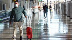 Los turistas que lleguen a España sin PCR será multados con hasta 6.000
