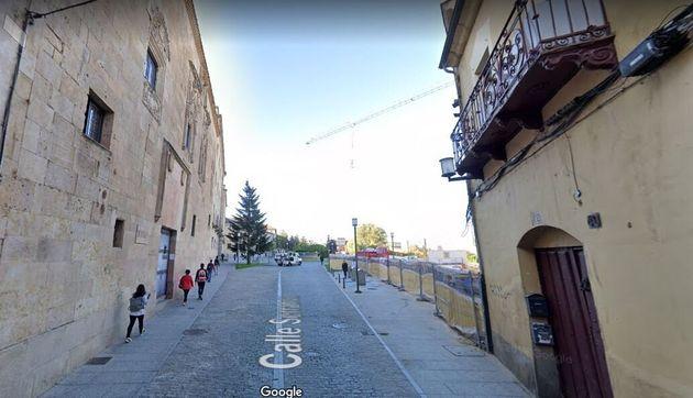 Una calle de