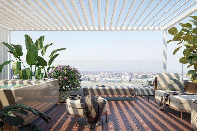 Milano ha un nuovo quartiere smart e green da far