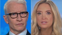 Anderson Cooper Thinks McEnany Just Went 'Completely Through The Looking
