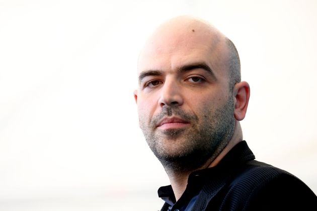 VENICE, ITALY - SEPTEMBER 05: Roberto Saviano attends