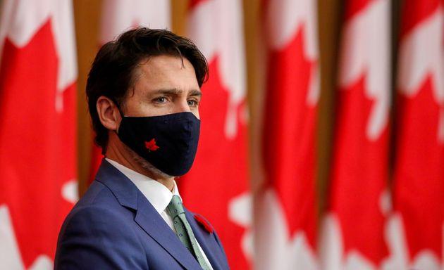 Justin Trudeau a demandé aux premiers ministres d'«identifier leurs besoins spécifiques...