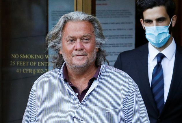 Facebook Won't Ban Bannon After Beheading Remark – But Breasts Remain Fair Game