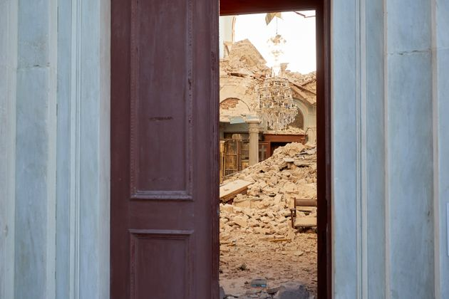 Μετά το σεισμό στη