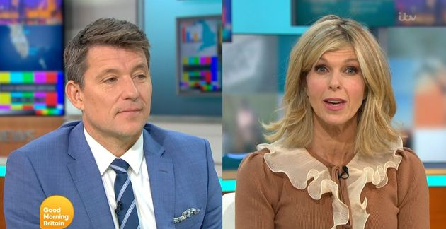 Kate Garraway 'Blown Away' By Kind Offers Of Help From Good Morning Britain Viewers After Car Theft