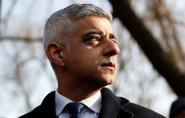 'I Want Black People To Trust The Met Police,' Says Sadiq Khan