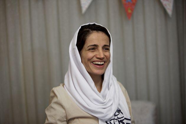 Nasrin Sotoudeh, il coraggio e la speranza di tutte le