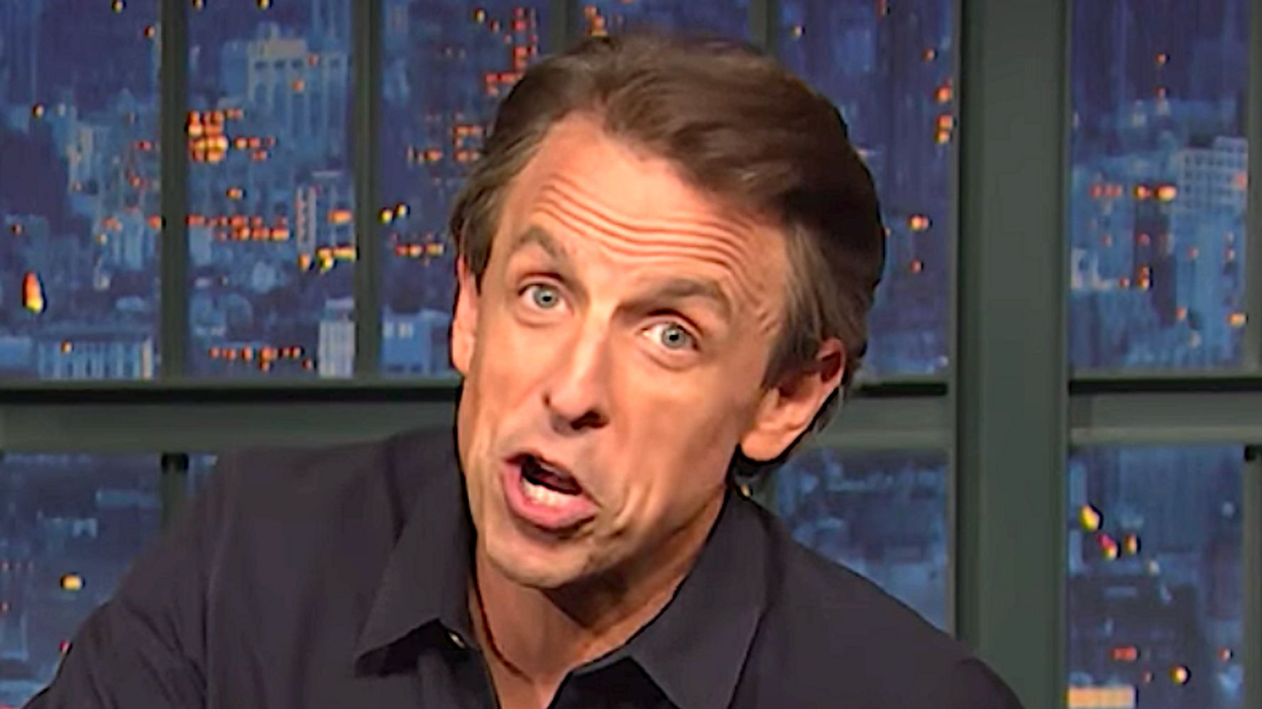 Seth Meyers Explains How Donald Trump's Election Denial Scams His Base For Cash