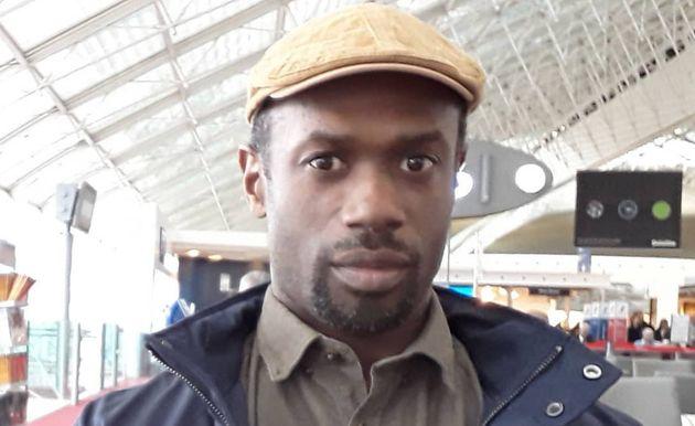 Photo du compte instagram du comédien Djédjé