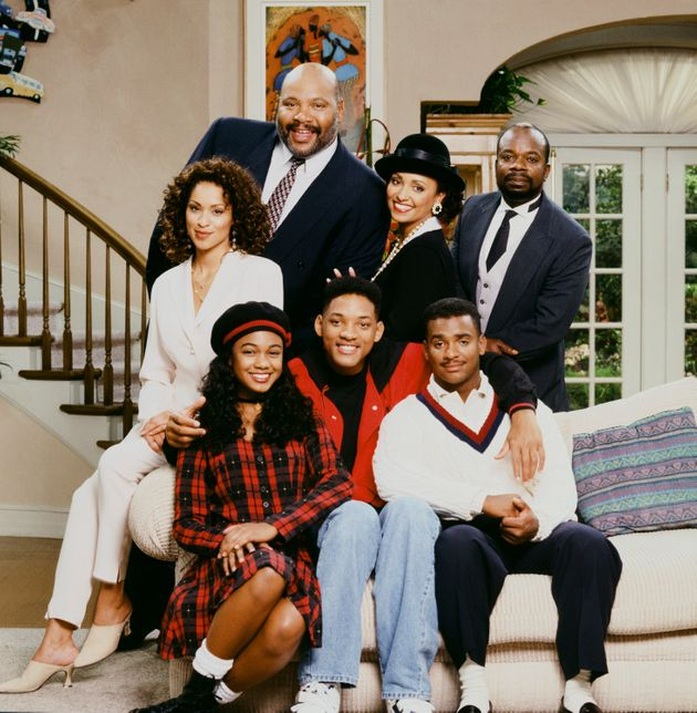 The cast ofThe Fresh Prince of