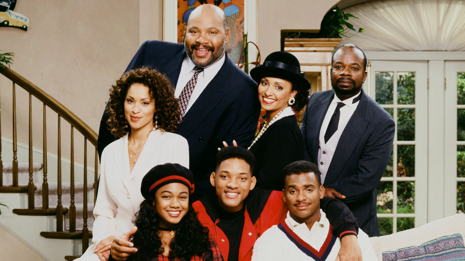 The Trailer For The 'Fresh Prince Of Bel-Air' Reunion Special Is Here