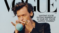 Harry Styles On Challenging Gender Norms Through Style: Women's Clothes Are