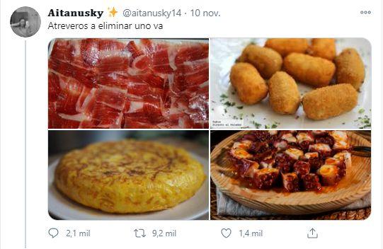 Captura del tuit que ha sembrado el caos en