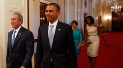 Obama's New Book Reveals Genuine Praise For George W. Bush's Transition